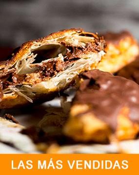 Tortas de miel y chocolate de Marchena